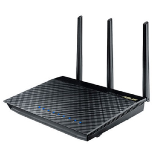 ASUS Dual Band Wireless [RT-AC66U] - Router Consumer Wireless